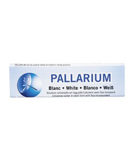 Pallarium blanco 12 Un.