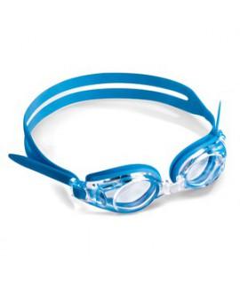 Gafa de natación graduada adulto azul -3.50 dioptrias