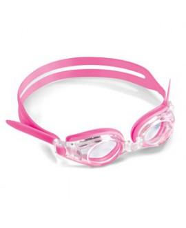 Gafa de natación junior rosa neutra