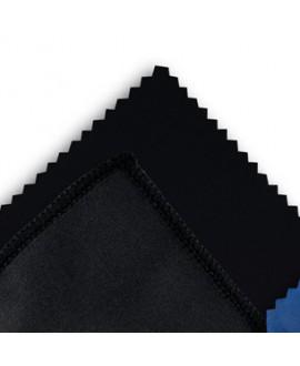 Microfibra negra, 10 x 15mm. 100 Un.