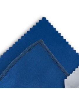 Microfibra azul, 15 x 18 mm. 100 Un.