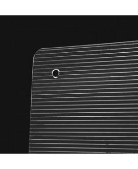Lámina prismática 1 dioptria