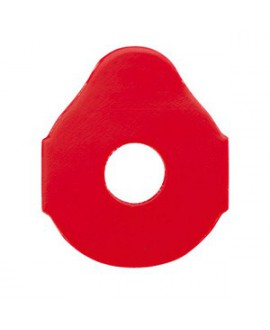 Pegatinas, lentes hidrófugas, 24 mm. 500 Un.