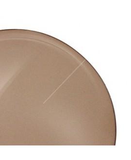 Lente policarbonato, marrón, B8,  2 Un.