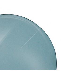 Lente policarbonato, gris, B6,  2 Un.