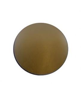Lente cr-39 Espejo Oro