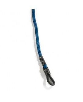 Cordón algodón, azul 60 Un.