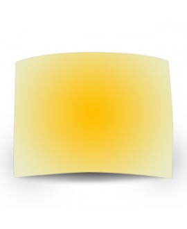 Lámina Espejo Naranja Polarizada