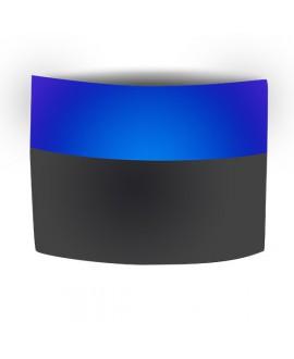 Lámina Espejo Bi-gradal Azul
