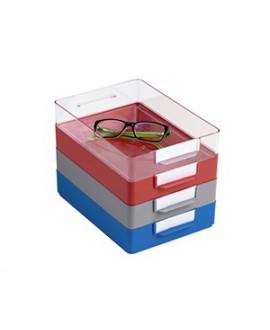 Cubeta Color Rojo 10 unidades