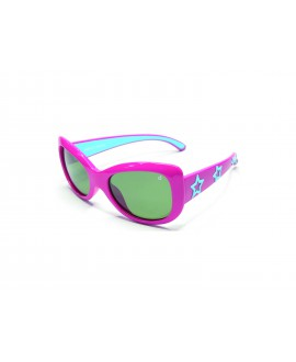 COLOURS gafa sol infantil rosa