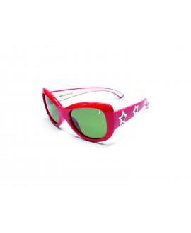 COLOURS gafa sol infantil rojo
