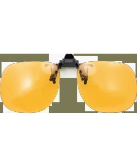 Clip abatible baja visión naranja 511