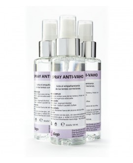 Spray Anti-vaho 100ml.  3Un.