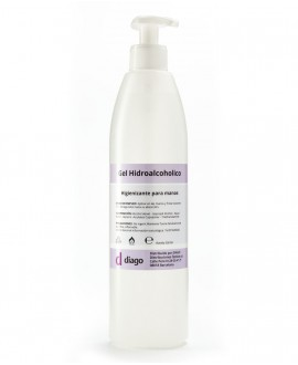 Gel Hydroalcohólico, 500ml.